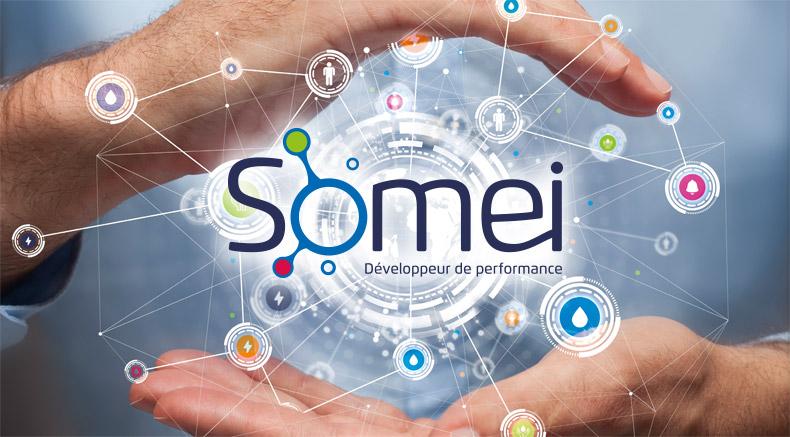 Un nouveau logo pour la Somei