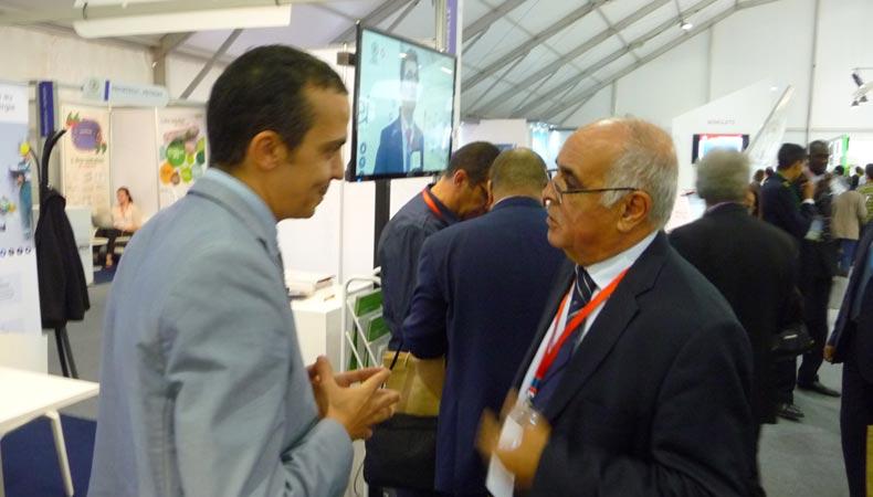 Somei a participé avec succès à la COP 22 à Marrakech