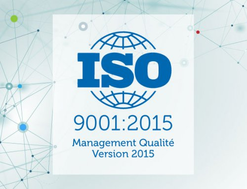 Somei maintient sa certification Qualité ISO 9001-2015