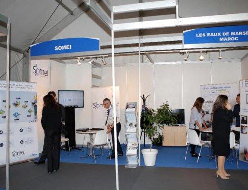 Le Groupe au rendez-vous du Salon Eau Expo & Forum Casablanca