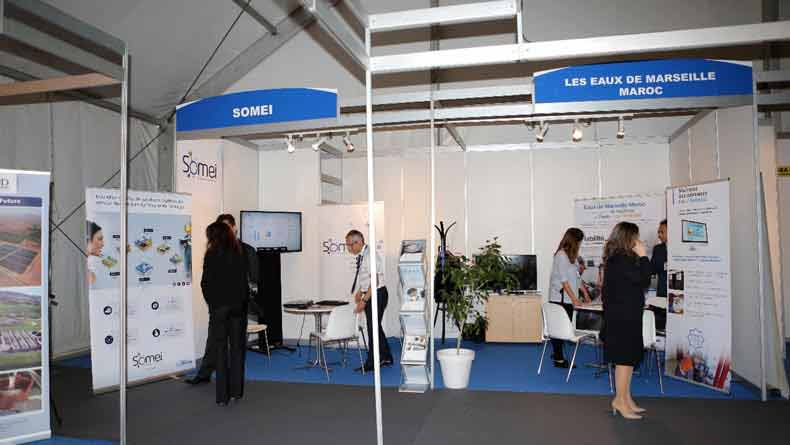 Somei Salon Eau expo et forum 2017