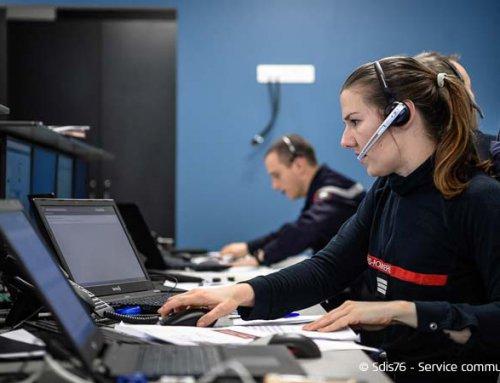 Somei met en place le système de gestion d'alertes des pompiers en Seine-Maritime