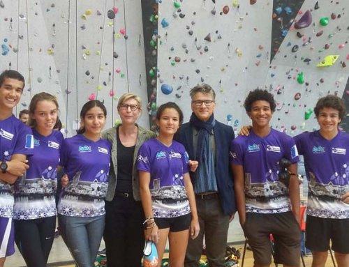 Somei soutient la participation de lycéens marocains aux Jeux de la jeunesse