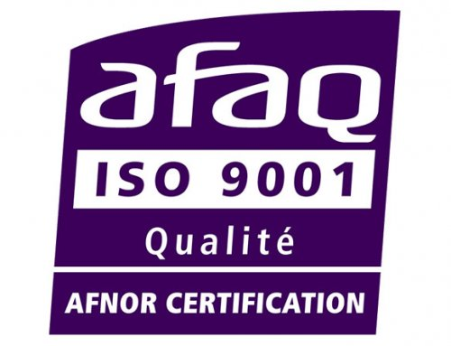 Certification ISO 9001 version 2015 renouvelée pour SOMEI