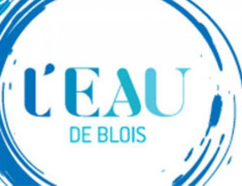 L'eau de Blois à fait son choix