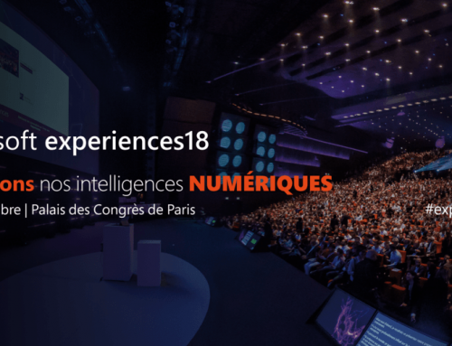 SOMEI's ED*LAB team is invited to Microsoft Experiences 18 by Exakis, its service provider