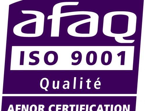SOMEI et l'ISO 9001, c'est reparti