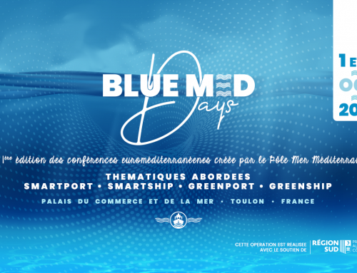 Somei will be at Blue Med Days in Toulon
