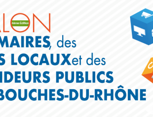 Somei will be at the Bouches-du-Rhône Mayors event