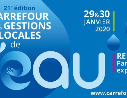 Salon Carrefour de l'Eau