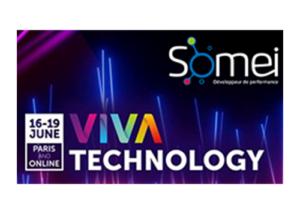 Salon Vivatech 2021 SOMEI